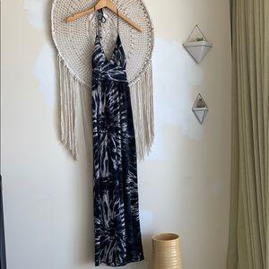 EnFocus Studio Tie Dye halter dress. 6